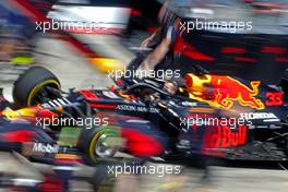 Red Bull Racing Pit stop practice 05.07.2020. Formula 1 World Championship, Rd 1, Austrian Grand Prix, Spielberg, Austria, Race Day.