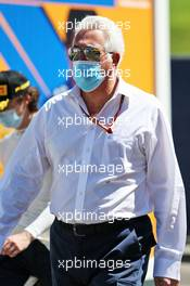 Lawrence Stroll (CDN) Racing Point F1 Team Investor. 05.07.2020. Formula 1 World Championship, Rd 1, Austrian Grand Prix, Spielberg, Austria, Race Day.