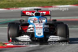 George Russell (GBR), Williams F1 Team  28.02.2020. Formula One Testing, Day Three, Barcelona, Spain. Friday.