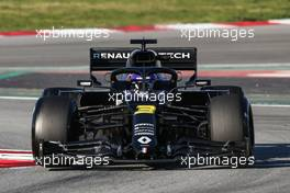 Daniel Ricciardo (AUS), Renault F1 Team  28.02.2020. Formula One Testing, Day Three, Barcelona, Spain. Friday.