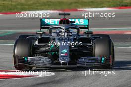 Lewis Hamilton (GBR), Mercedes AMG F1   28.02.2020. Formula One Testing, Day Three, Barcelona, Spain. Friday.