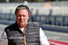 Zak Brown (USA) McLaren Executive Director. 26.02.2020. Formula One Testing, Day One, Barcelona, Spain. Wednesday.