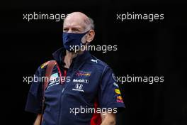 Adrian Newey (GBR), Red Bull Racing  28.08.2020. Formula 1 World Championship, Rd 7, Belgian Grand Prix, Spa Francorchamps, Belgium, Practice Day.