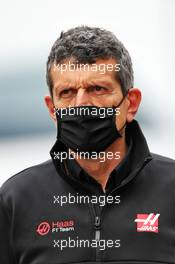 Guenther Steiner (ITA) Haas F1 Team Prinicipal. 30.08.2020. Formula 1 World Championship, Rd 7, Belgian Grand Prix, Spa Francorchamps, Belgium, Race Day.