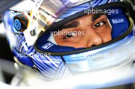 Roy Nissany (ISR) Williams Racing FW43 Test Driver. 27.11.2020. Formula 1 World Championship, Rd 15, Bahrain Grand Prix, Sakhir, Bahrain, Practice Day