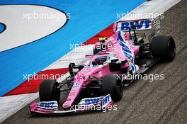Lance Stroll (CDN) Racing Point F1 Team RP20. 27.11.2020. Formula 1 World Championship, Rd 15, Bahrain Grand Prix, Sakhir, Bahrain, Practice Day