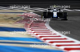 Nicholas Latifi (CDN) Williams Racing FW43. 29.11.2020. Formula 1 World Championship, Rd 15, Bahrain Grand Prix, Sakhir, Bahrain, Race Day.