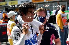 Lance Stroll (CDN) Racing Point F1 Team RP20. 16.08.2020. Formula 1 World Championship, Rd 6, Spanish Grand Prix, Barcelona, Spain, Race Day.