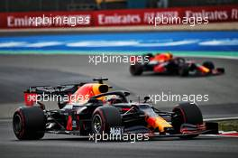 Max Verstappen (NLD) Red Bull Racing RB16. 11.10.2020. Formula 1 World Championship, Rd 11, Eifel Grand Prix, Nurbugring, Germany, Race Day.