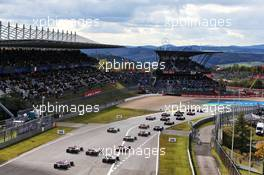 The start of the race. 11.10.2020. Formula 1 World Championship, Rd 11, Eifel Grand Prix, Nurbugring, Germany, Race Day.