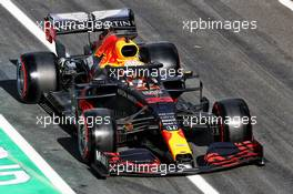 Max Verstappen (NLD) Red Bull Racing RB16. 10.10.2020. Formula 1 World Championship, Rd 11, Eifel Grand Prix, Nurbugring, Germany, Qualifying Day.