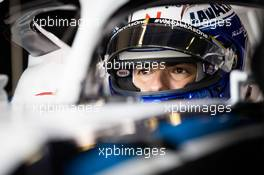 Nicholas Latifi (CDN) Williams Racing FW43. 10.10.2020. Formula 1 World Championship, Rd 11, Eifel Grand Prix, Nurbugring, Germany, Qualifying Day.