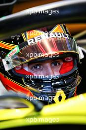 Esteban Ocon (FRA) Renault F1 Team RS20. 10.10.2020. Formula 1 World Championship, Rd 11, Eifel Grand Prix, Nurbugring, Germany, Qualifying Day.
