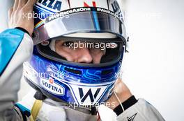 Nicholas Latifi (CDN) Williams Racing. 10.10.2020. Formula 1 World Championship, Rd 11, Eifel Grand Prix, Nurbugring, Germany, Qualifying Day.