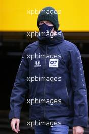 Daniil Kvyat (RUS) AlphaTauri. 08.10.2020. Formula 1 World Championship, Rd 11, Eifel Grand Prix, Nurbugring, Germany, Preparation Day.
