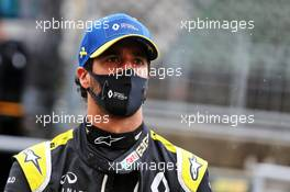 Daniel Ricciardo (AUS) Renault F1 Team. 17.07.2020. Formula 1 World Championship, Rd 3, Hungarian Grand Prix, Budapest, Hungary, Practice Day.