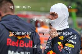 Max Verstappen (NLD) Red Bull Racing on the grid. 19.07.2020. Formula 1 World Championship, Rd 3, Hungarian Grand Prix, Budapest, Hungary, Race Day.