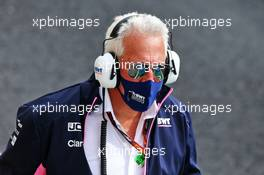 Lawrence Stroll (CDN) Racing Point F1 Team Investor. 19.07.2020. Formula 1 World Championship, Rd 3, Hungarian Grand Prix, Budapest, Hungary, Race Day.