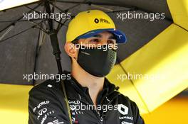 Esteban Ocon (FRA) Renault F1 Team. 19.07.2020. Formula 1 World Championship, Rd 3, Hungarian Grand Prix, Budapest, Hungary, Race Day.