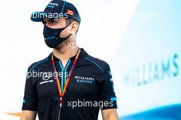 Nicholas Latifi (CDN) Williams Racing. 16.07.2020. Formula 1 World Championship, Rd 3, Hungarian Grand Prix, Budapest, Hungary, Preparation Day.