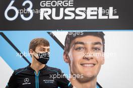 George Russell (GBR) Williams Racing. 16.07.2020. Formula 1 World Championship, Rd 3, Hungarian Grand Prix, Budapest, Hungary, Preparation Day.