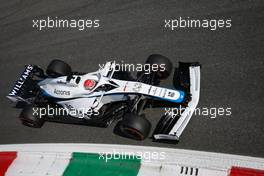 George Russell (GBR), Williams F1 Team  04.09.2020. Formula 1 World Championship, Rd 8, Italian Grand Prix, Monza, Italy, Practice Day.