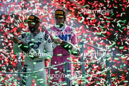 Pierre Gasly (FRA), AlphaTauri F1 and Lance Stroll (CDN), Racing Point  06.09.2020. Formula 1 World Championship, Rd 8, Italian Grand Prix, Monza, Italy, Race Day.