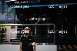 Claire Williams (GBR) Williams Racing Deputy Team Principal. 05.09.2020. Formula 1 World Championship, Rd 8, Italian Grand Prix, Monza, Italy, Qualifying Day.