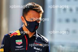 Alexander Albon (THA) Red Bull Racing. 03.09.2020. Formula 1 World Championship, Rd 8, Italian Grand Prix, Monza, Italy, Preparation Day.