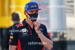 Max Verstappen (NLD) Red Bull Racing. 03.09.2020. Formula 1 World Championship, Rd 8, Italian Grand Prix, Monza, Italy, Preparation Day.