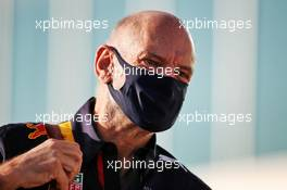 Adrian Newey (GBR) Red Bull Racing Chief Technical Officer. 23.10.2020. Formula 1 World Championship, Rd 12, Portuguese Grand Prix, Portimao, Portugal, Practice Day.