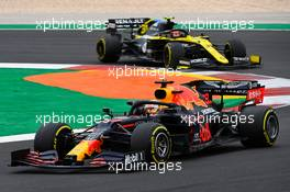 Max Verstappen (NLD) Red Bull Racing RB16. 25.10.2020. Formula 1 World Championship, Rd 12, Portuguese Grand Prix, Portimao, Portugal, Race Day.