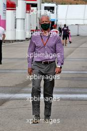 Greg Maffei (USA) Liberty Media Corporation President and Chief Executive Officer. 25.10.2020. Formula 1 World Championship, Rd 12, Portuguese Grand Prix, Portimao, Portugal, Race Day.