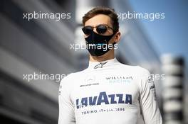 George Russell (GBR) Williams Racing. 25.09.2020. Formula 1 World Championship, Rd 10, Russian Grand Prix, Sochi Autodrom, Sochi, Russia, Practice Day.