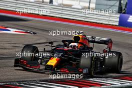 Max Verstappen (NLD) Red Bull Racing RB16. 27.09.2020. Formula 1 World Championship, Rd 10, Russian Grand Prix, Sochi Autodrom, Sochi, Russia, Race Day.