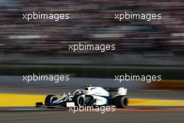 Nicholas Latifi (CDN), Williams Racing  27.09.2020. Formula 1 World Championship, Rd 10, Russian Grand Prix, Sochi Autodrom, Sochi, Russia, Race Day.
