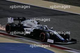 Jack Aitken (GBR) / (KOR) Williams Racing FW43. 04.12.2020. Formula 1 World Championship, Rd 16, Sakhir Grand Prix, Sakhir, Bahrain, Practice Day
