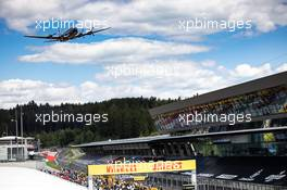 Grid atmosphere - air display.