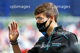 George Russell (GBR) Williams Racing. 12.07.2020. Formula 1 World Championship, Rd 2, Steiermark Grand Prix, Spielberg, Austria, Race Day.