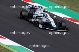 Nicholas Latifi (CDN), Williams Racing  11.09.2020. Formula 1 World Championship, Rd 9, Tuscan Grand Prix, Mugello, Italy, Practice Day.