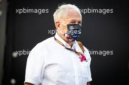 Dr Helmut Marko (AUT) Red Bull Motorsport Consultant. 11.09.2020. Formula 1 World Championship, Rd 9, Tuscan Grand Prix, Mugello, Italy, Practice Day.