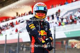 Third placed Alexander Albon (THA) Red Bull Racing in parc ferme. 13.09.2020. Formula 1 World Championship, Rd 9, Tuscan Grand Prix, Mugello, Italy, Race Day.