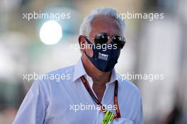 Lawrence Stroll (CDN) Racing Point F1 Team Investor. 13.09.2020. Formula 1 World Championship, Rd 9, Tuscan Grand Prix, Mugello, Italy, Race Day.
