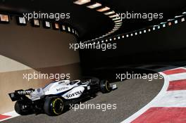 George Russell (GBR) Williams Racing FW43. 11.12.2020. Formula 1 World Championship, Rd 17, Abu Dhabi Grand Prix, Yas Marina Circuit, Abu Dhabi, Practice Day.