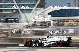 George Russell (GBR) Williams Racing FW43. 12.12.2020. Formula 1 World Championship, Rd 17, Abu Dhabi Grand Prix, Yas Marina Circuit, Abu Dhabi, Qualifying Day.