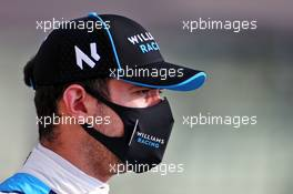 Nicholas Latifi (CDN) Williams Racing. 13.12.2020. Formula 1 World Championship, Rd 17, Abu Dhabi Grand Prix, Yas Marina Circuit, Abu Dhabi, Race Day.