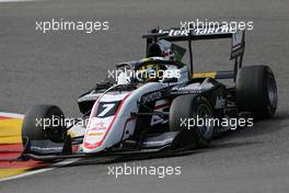Theo Pourchaire (FRA) ART. 29.08.2020. Formula 3 Championship, Rd 7, Spa-Francorchamps, Belgium, Saturday.