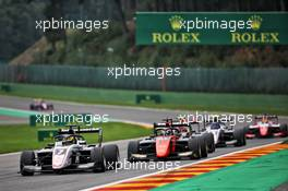 Theo Pourchaire (FRA) ART. 30.08.2020. Formula 3 Championship, Rd 7, Spa-Francorchamps, Belgium, Sunday.