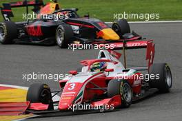 Logan Sargeant (USA) PREMA Racing. 29.08.2020. Formula 3 Championship, Rd 7, Spa-Francorchamps, Belgium, Saturday.