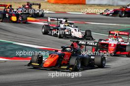 Richard Verschoor (NLD) MP Motorsport. 16.08.2020. FIA Formula 3 Championship, Rd 6, Barcelona, Spain, Sunday.